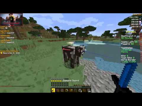Hypixel UHC Stream With Hqnnq and Levelings