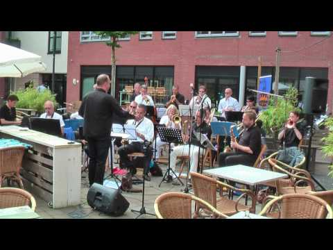 Jalafusi Big Band | The Groove Factor | Wageningen 11 juni 2016