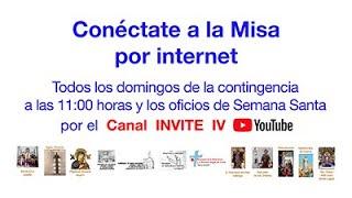 Misa Domingo de Ramos  | Semana Santa 2020 | Tierra Buena para el Día del Señor.
