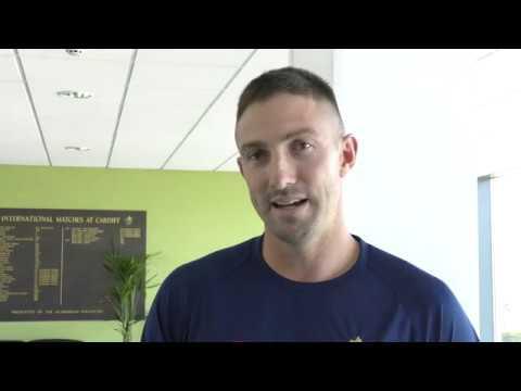 Shaun Marsh Interview