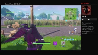 Fortnite ps4 game play #16