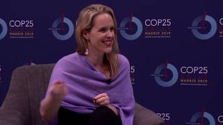 COP25 Climate Action Studio interview: Key role of gender and rights in forest and climate initiatives