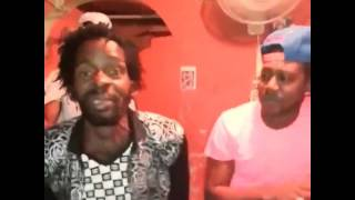 Gully Bop Diss Ninja Man & Alkaline Check Out The Rhymes #Sting 2014