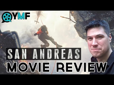 San Andreas (Your Movie Friend Review)