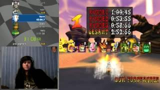 Crash Nitro Kart PB [1:07:02]