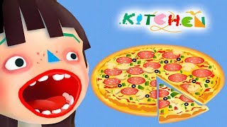 Play Fun Kitchen Cooking Games - Toca Kitchen 2 - Funny Kids Cooking