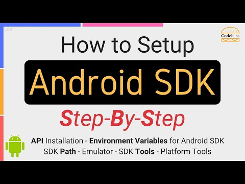 How To Set Up Android SDK Step By Step