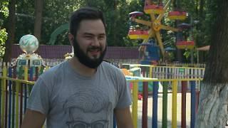 На аллеях Раменского городского парка «поселились» персонажи из советских детских мультфильмов.