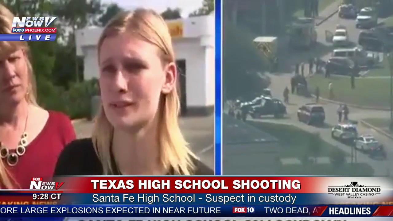 Santa Fe News >> Fnn News Now Santa Fe High School Coverage Preparing For The Royal