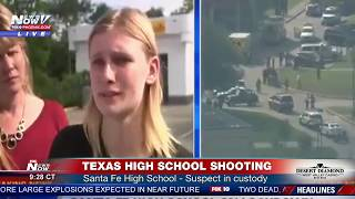 FNN: News Now Santa Fe High School Coverage; Preparing for the Royal Wedding