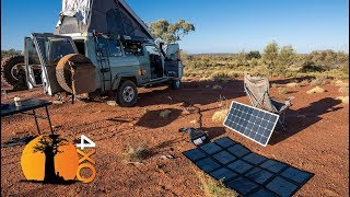 Fitting photovoltaic panels on a vehicle. Avoid The Solar-Wattage Trap