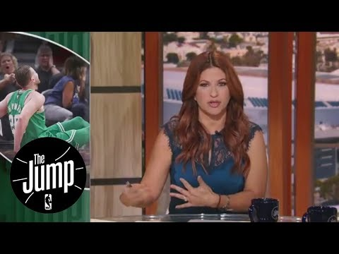 Gordon Hayward injury could change rest of NBA season | The Jump | ESPN