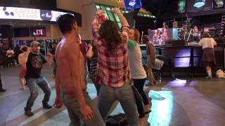 Austin Johns-Fremont Street Dancers- Fremont St., Downtown Las Vegas