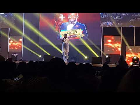 Accapella claims BIGGEST COMEDIAN title at Okey Bakassi's Comedy Master class
