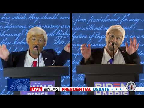 Смотреть клип Locksmith - Trump Vs. Biden