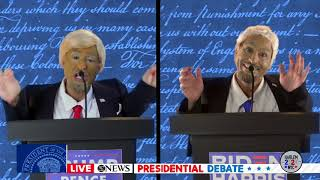 Locksmith - Trump Vs. Biden