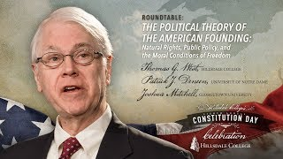 roundtable on the political theory of the american founding