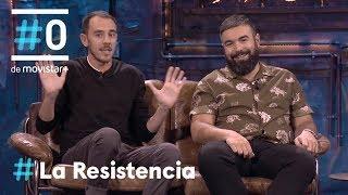 LA RESISTENCIA - Pantomima Full - Hermano Mayor Puesto   #LaResistencia 16.10.2018