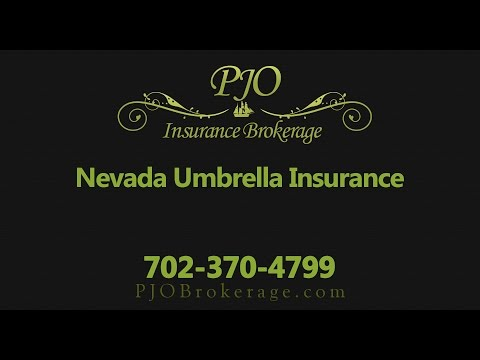 Nevada Umbrella/Excess Liability Insurance | PJO Insurance Brokerage