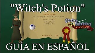 [OSRS] Witch's Potion (Español)