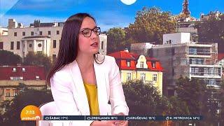 Dina Đorđević, novinarka CINS-a za \
