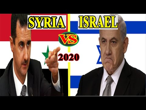 סוריה לעומת כוח צבאי ישראלי השוואה 2020 || Syria vs Israel Military Power comparison 2020