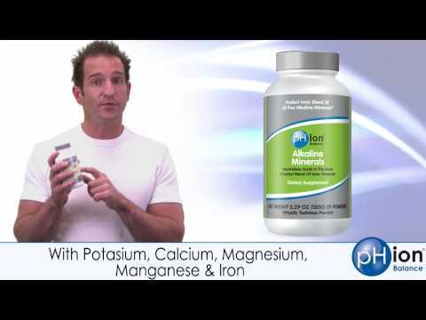 Alkaline Minerals - Alkalizing Supplement to Buffer & Neutralize Acids