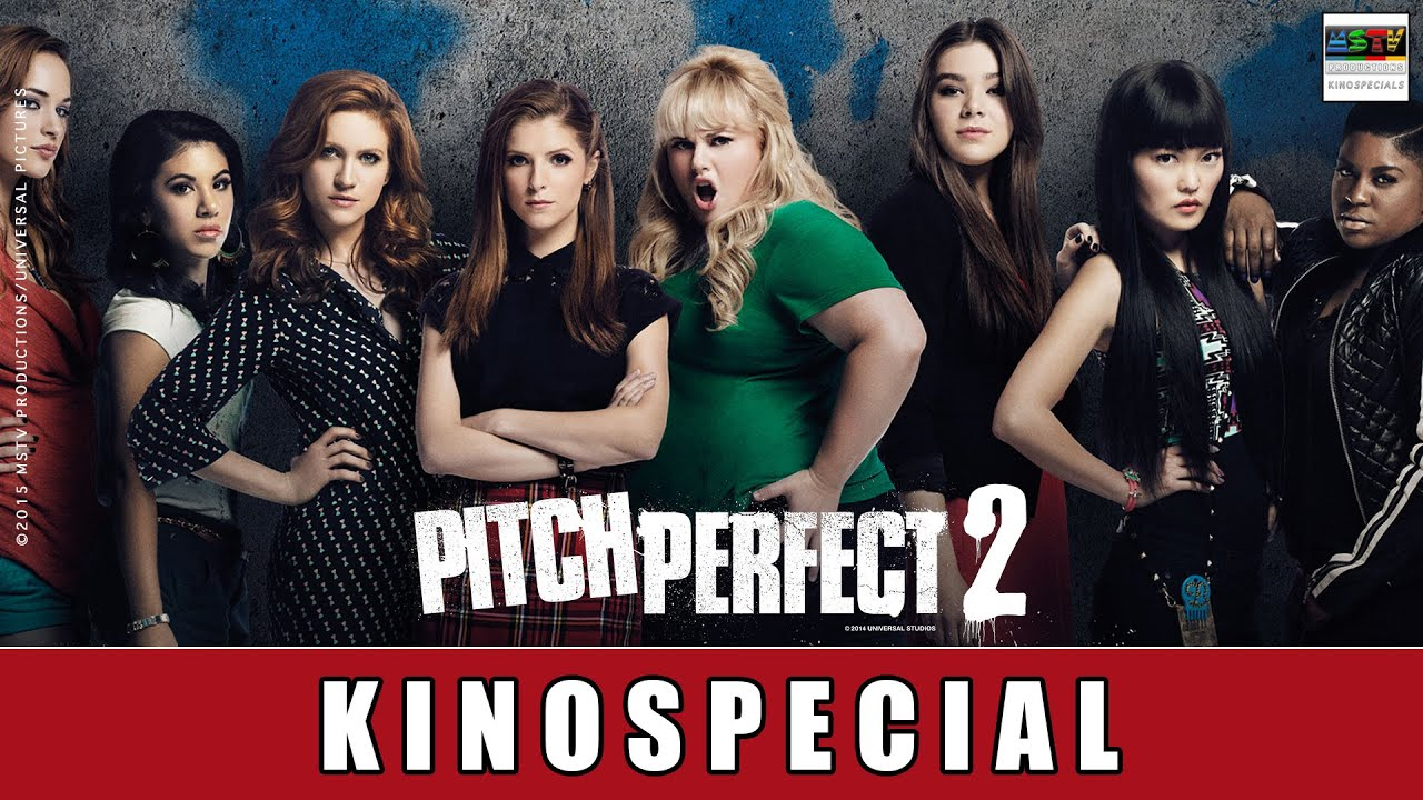 Pitch Perfect 2 - Kinospecial | Elizabeth Banks | Rebel Wilson