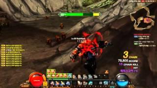 [Kritika Online] Cat Acrobat Lv 59 | Dungeon Lv 58~59 | Difficulty: 정복