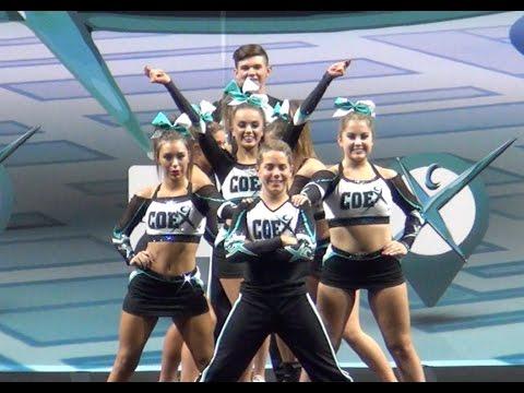 Cheer Extreme COEX Showcase 2016