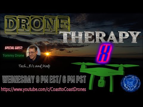 DRONE THERAPY EPISODE 10 - How We Got On YouTube !!