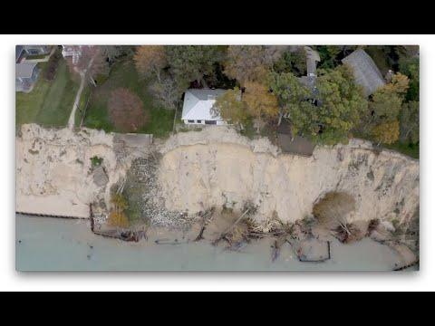Vanishing Shorelines - Great Lakes Now - 1010 -  Segment 1