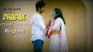 Dhadak - Instrumental Ringtone, Jo Meri Manzilo Ko Jati Hai Song Download Link Check The Description