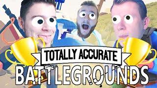 TRÓJKA ZWYCIĘZCÓW! | Totally Accurace Battlegrounds [#3] /With: Plaga, Diabeuu