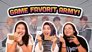 Main Game SuperStar BTS #FamousPlayground