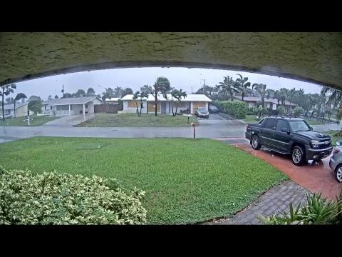 Pompano Beach Waiting On Irma Live Stream