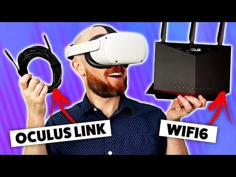 How To Play Oculus & Steam PC VR Games On Oculus Quest 2