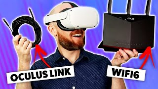 I show you two methods to play pc vr games from both oculus and steamvr on the brand new quest 2...you can buy 2 here (affiliate ...