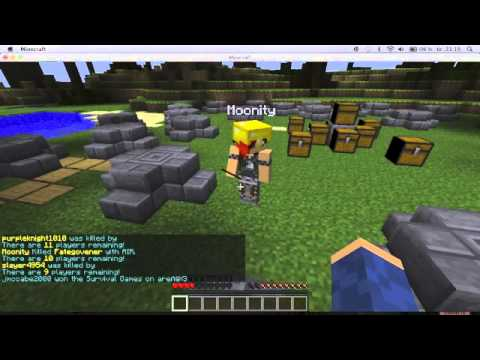 Minecraft Hunger Games On Meepcraft