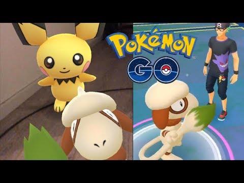 CATCHING SMEARGLE! - Pokémon GO [LIVE VOD]