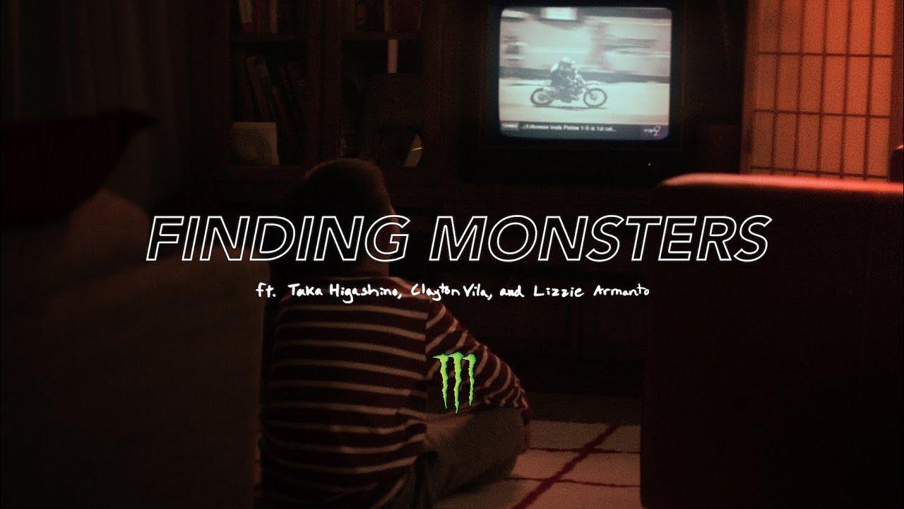 Finding Monsters - Monster Energy