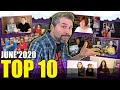 - Top 10 Hottest Board Games: June 2020