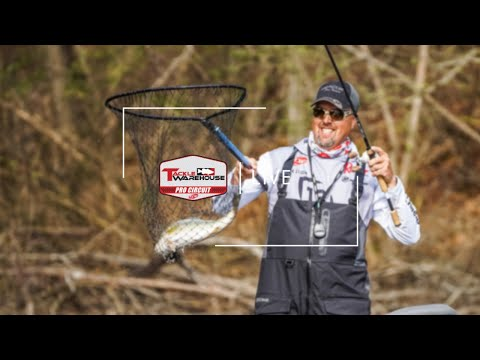 FLW Live Coverage | Lake Martin | Day 3