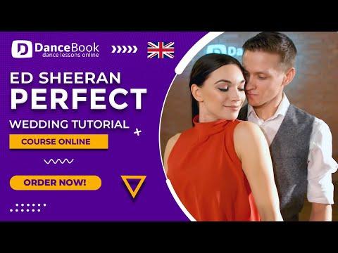 Ed Sheeran - Perfect Symphony (with Andrea Bocelli) - Wedding Dance Choreography - Pierwszy Taniec
