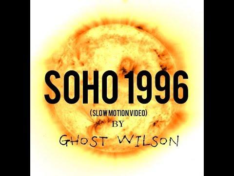 """SOHO 1996 Super Slow Motion """"Slow Mo Sun"""""""