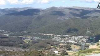 Thredbo Alpine Village, Snowy Mountains NSW Australia