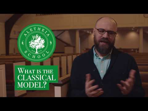 Aletheia School - What is the Classical Model of Education?