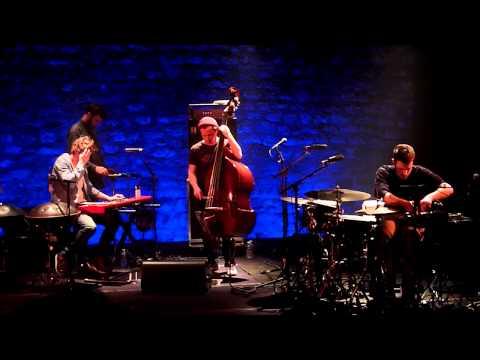 """Portico Quartet """"4096 Colours"""" @ Café de la Danse (Paris)"""