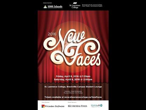 SLC Presents New Faces 2016