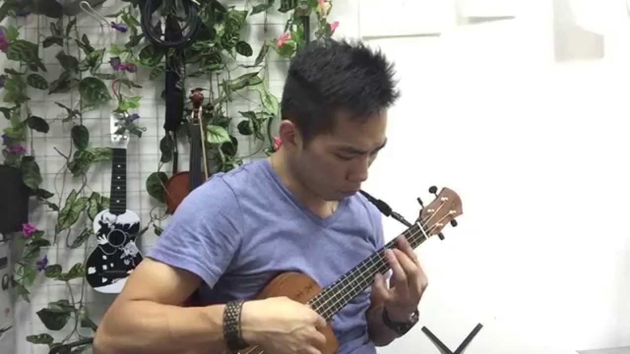 她說 - 林俊傑 - 烏克麗麗獨奏曲 Ukulele Solo - YouTube